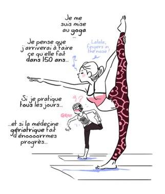"""Résultat de recherche d'images pour """"Yoga rigolo"""""""