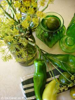2m - Se mettre au vert ! - Un Cœur en Provence ©