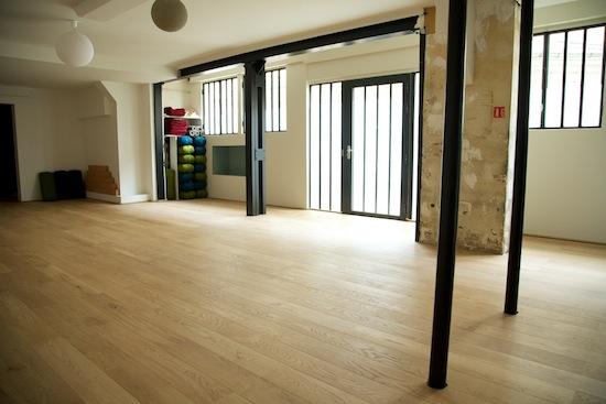 location salle yoga paris 11