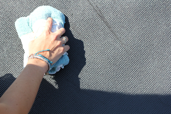 Cleaning-Yoga-Mat