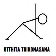 utthita-trikonasana